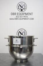 New Hobart 60 Qt Mixing Bowl Fits Classic Hobart Mixer Model Vmlh60