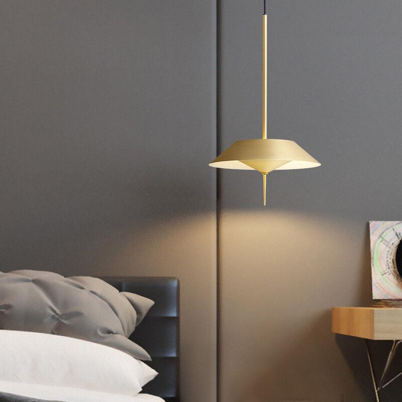 Iron Pendant Lamp Modern Ceiling Lighting Hanging Light Dining