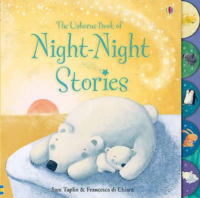 Night Night Stories by Sam Taplin (Board book, 2008)