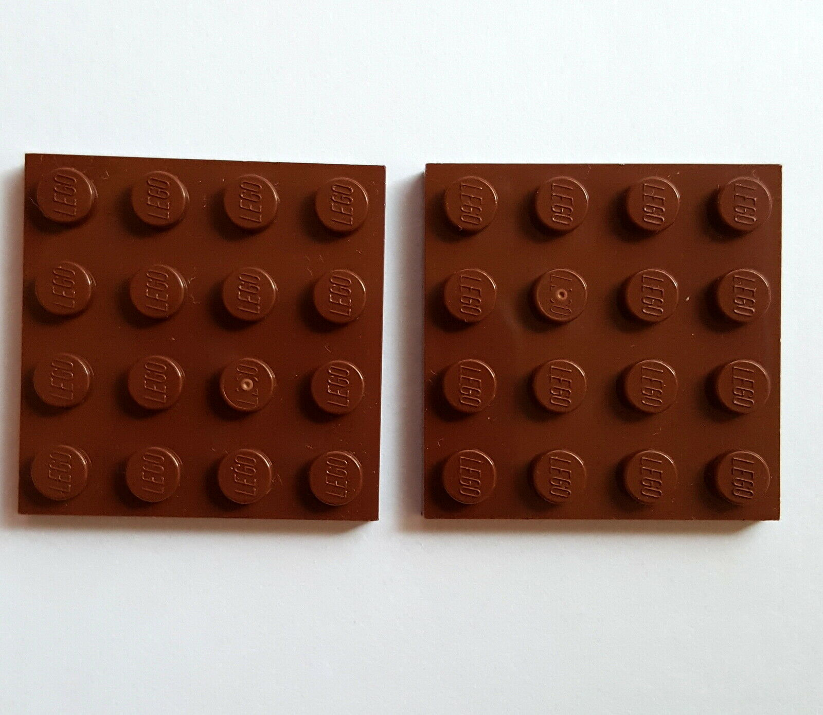 LEGO 4 x Keilstein Flügel 43710 43711 neu dunkelgrau  = 2 Paar  4x2