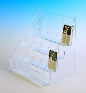 Bookmark-Displays-Book-Mark-Rack-Business-Card-Multi-Pocket-Display
