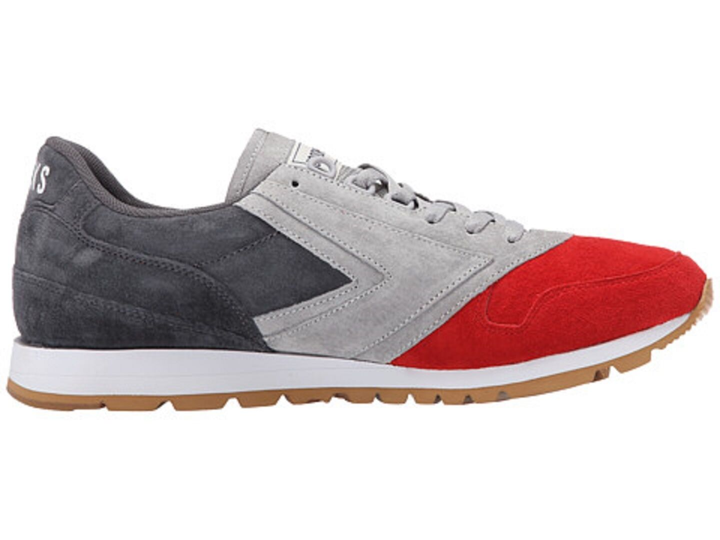 BROOKS 1101781D924 CITY COLLECTION CHARIOT Mn's Schuhes (M) Sleet Suede Casual Schuhes Mn's d9ab1a