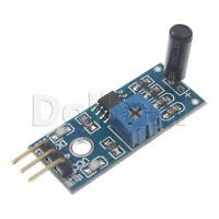 Vibration Switch Shock Sensor Module Alarm Module For Arduino R3 Robot