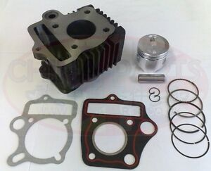Details about 70cc Motorcycle Big Bore Set for Chinese 50cc Cub Engines  139FMB OHC