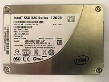 """Intel SSD 320 Series 120GB, SSDSA2BW120G3H 2,5"""" SATA 3Gb/s"""
