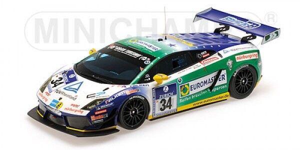 1 18 Minichamps Lamborghini Gallardo GT3 Reiter ADAC 24h Nürburgring 2011    Mama kaufte ein bequemes, Baby ist glücklich