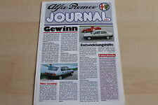149022) Alfa Romeo Giulietta Turbodelta - 33 - Journal 04/1983