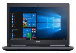 Dell-Precision-7520-15-6-034-Workstation-Xeon-2-9ghz-16gb-256gb-Windows-10-Pro