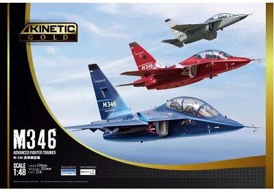 KINETIC 148 M 346 Master Advanced Fighter Trainer KI K48063