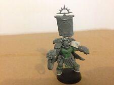 Warhammer 40k Custom Legion Of The Damned Commander Unpainted