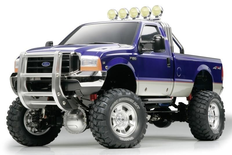 TAMIYA Ford f350 High Lift 4wd 3-Gang - 300058372