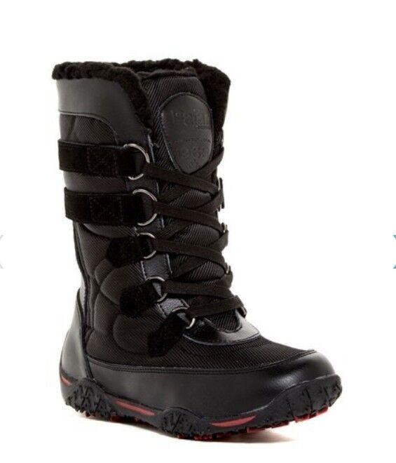 NEW Pajar Women's Aventure Boot Black Winter Waterproof Insulated US 7-7.5