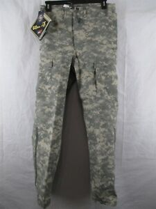 EWOL-FREE-Trousers-Pants-X-Small-Long-ACU-Army-Gore-Tex-Made-with-Kevlar-Nomex