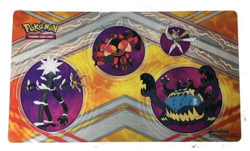 Buzzwole Guzzlord etc Premium Collection Box Pokemon Ultra Beast Playmat