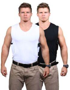 922d352e Sporttops Ridge Outdoors Men's Packin' Crew/V-Neck Tee Shirt Only Herrenmode