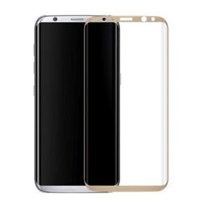 4D-0-3-mm-H9-gebogenes-Hart-Glas-Gold-Folie-fuer-Samsung-Galaxy-Note-8-N950F-Neu