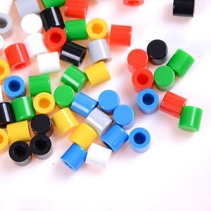 50Pcs-Push-botton-Cap-for-6x6mm-Momentary-Tactile-Switches-Key-Caps-GL