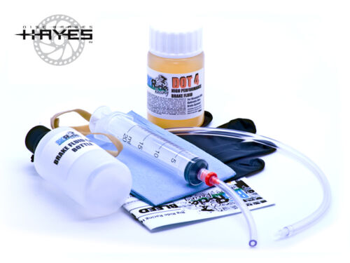 HFX 9 Hayes 9 // Sole Brake Bleed Kit So1e hfx 9 Carbon sole hfx 9 HD