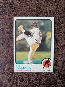 1-1973-TOPPS-Baseball-Jim-Palmer-160-Baltimore-Orioles-Legend