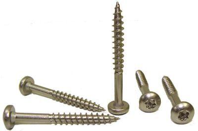 passenden Torx Bit Spanplattenschrauben 5x45mm 200 St TORX Schrauben Holzschrauben inkl