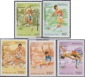 Laos-1455-1459-kompl-Ausg-postfrisch-1995-Olympische-Sommerspiele-96