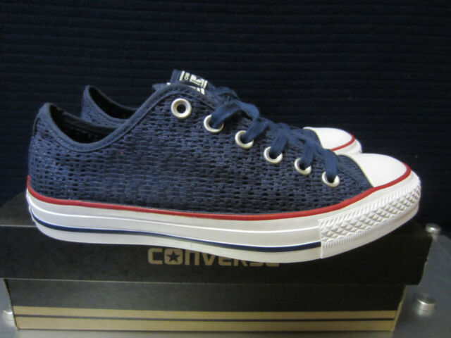 Converse CHUCK TAYLOR ALL STAR OX 551540C Damen Sneakers Blau Gr.37, 38 NEU OVP!