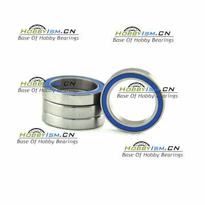 MR106-2RS-BU TRB RC 6x10x3mm Precision Ball Bearings ABEC 3 Rubber Seals 4