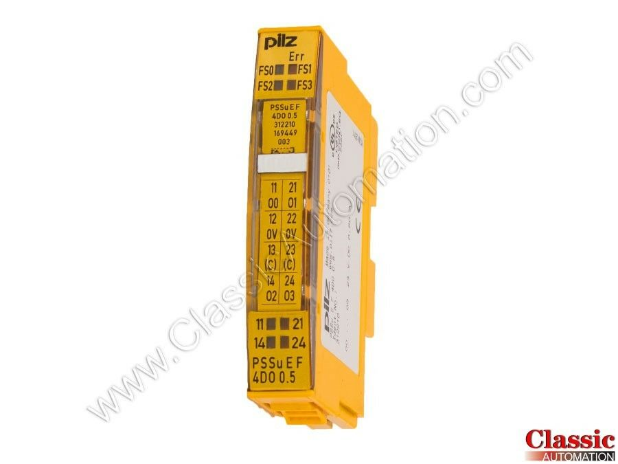 Pilz   312210   Digital Output  Module (Refurbished)