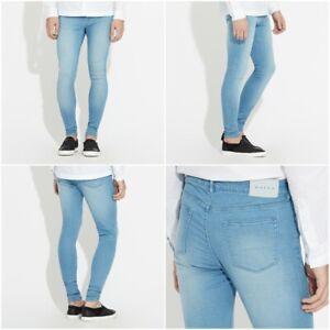 Waven-Men-039-s-Waven-Royd-Extreme-Super-Skinny-Fit-Denim-Jeans-RRP-52-00