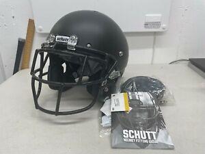 Schutt Air XP PRO Q10 VTD Football Helmet - Black - Large