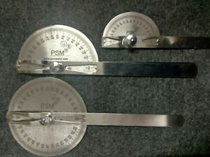 Goniometer-Set-of-3-Pcs-Medical-Spinal-Ruler-Stainless-Steel-New-Free-Shipping
