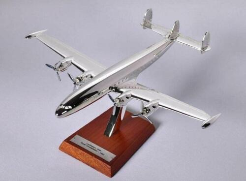 Lockheed L-1049 Super Constellation 1950 7504003 ATLAS Silver Collecti.1:200 New