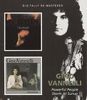 Powerful People/Storm at Sunup by Gino Vannelli (CD, Oct-2010, Beat Goes On)