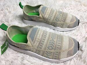Sanuk Women 8 Slip On Yoga Shoe Loafer