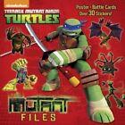 The Mutant Files (Teenage Mutant Ninja Turtles) by Random House (Paperback / softback, 2014)