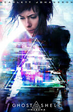 """Ghost in the Shell 11"""" x 17"""" Movie Poster ( T2 ) - B2G1F"""