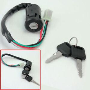 Llave-Arranque-Contacto-Interruptor-Encendido-para-Motocicleta-ATV-Moto-de-Cross
