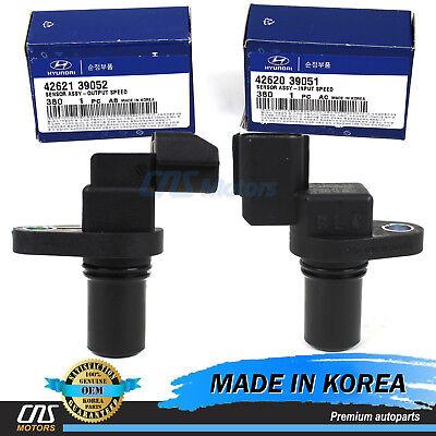 Genuine Hyundai 42620-39051 Transmission Input Speed Sensor Assembly