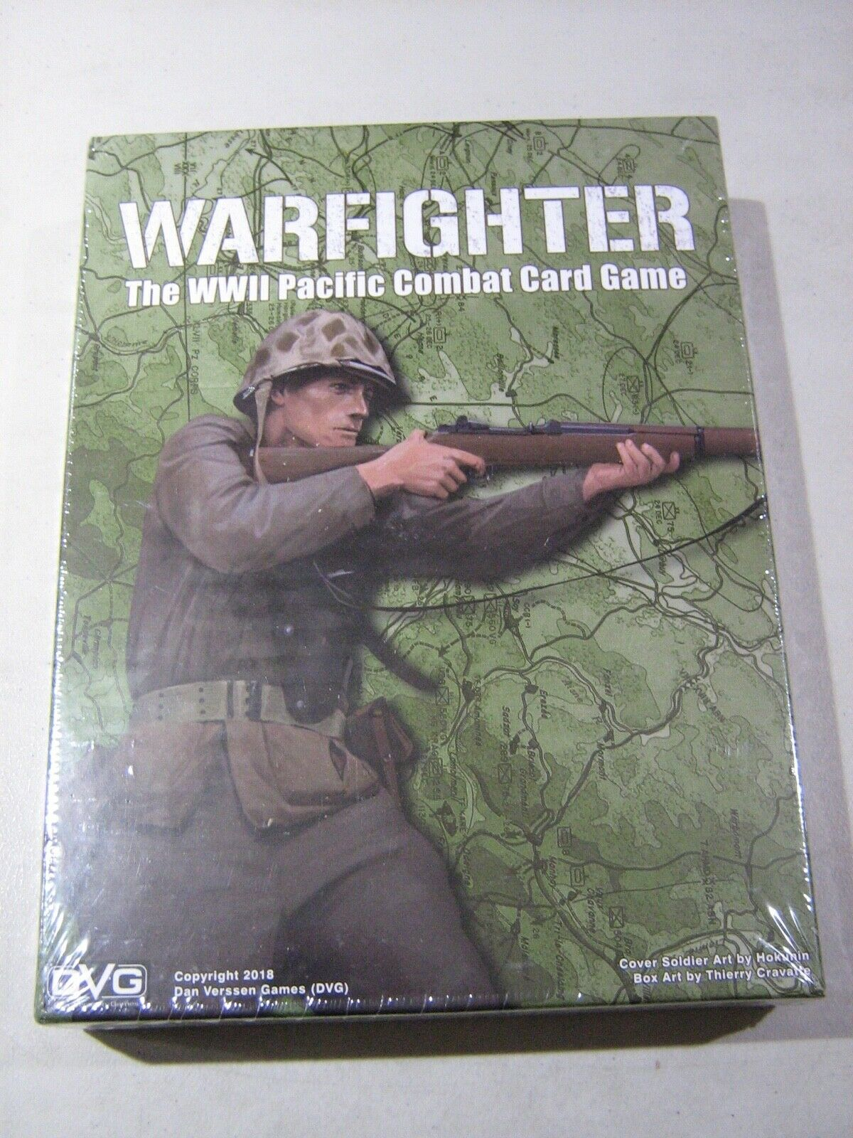 Warfighter  WWII Pacific  Core Game (New)