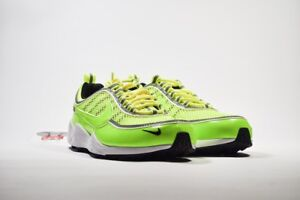 quality design 7373f 4cdf0 NIKE ZOOM SPIRIDON '16 PATENT LEATHER SAMPLE VOLT WHITE BLACK 926955 ...