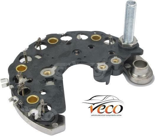 Replacement Valeo RENAULT Alternator Rectifier 8 Diodes 593667 Rp-41 236305