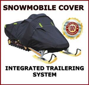 Full Fit Snowmobile Cover Ski Doo Mach Z Standard 800 2001