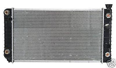 BLAZER 705 91 92 93 94 GM ST SERIES PICKUP JIMMY RADIATOR 4.3 ENG WITH E.O.C
