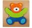 miniature 20 - Mignon Coloré en Bois Puzzle Baby Kids Toddler Jigsaw Animal À faire soi-même Learning Toy UK