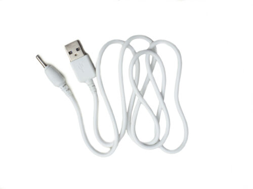 90cm USB White Cable for BT 350 Lightshow Baby/'s Unit Digital Baby Monitor