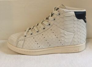 e66b9c6ed9f0 Image is loading Adidas-Stan-Smith-Reptile-Print-Size-5-uk-