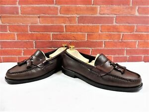 Walkover-por-Dexter-Clasico-Hombre-Borla-Mocasines-Marron-UK-8-5Us-9-5-Eu-42-5