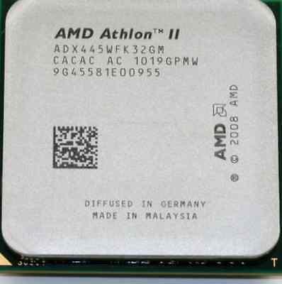 AMD CPU Athlon II X3-445 3.1GHz Socket AM3