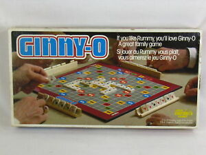 Ginny-O-Board-Game-1981-by-Chieftain-100-Complete-Excellent-Plus-Bilingual