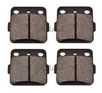 Front Brake Pads For Honda Atv Trx420 Rancher 420 4x4 2010 2011 2012 2013